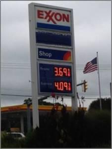 West Springfield Exxon