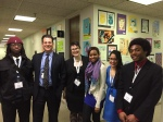 Students from Northern Virginia Community College