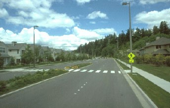 median-road