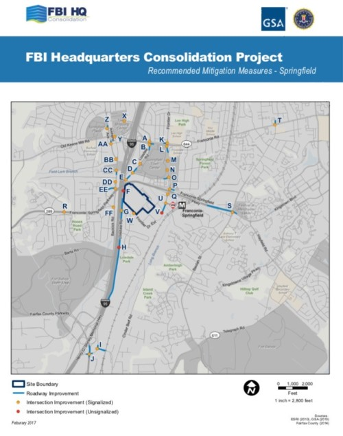 fbi-headquarters-map
